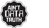 Aint Data Truth Logo