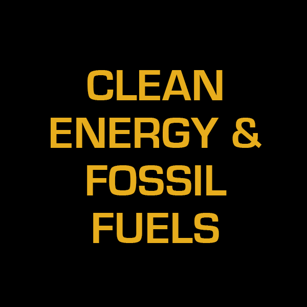 No. 4 Clean Energy and Fossil Fuels